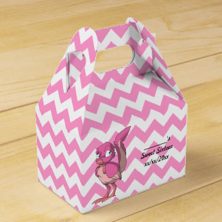 Berry Yogurt Reptilian Bird Party Favor Box 1 Wedding Favour Boxes