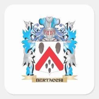 Bertacchi Coat of Arms Sticker