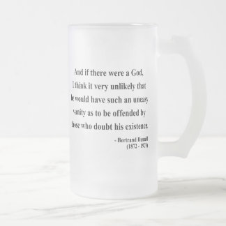 Bertrand Russell Quote 3a Coffee Mugs