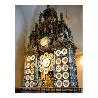 Besançon Clock Museum Postcards