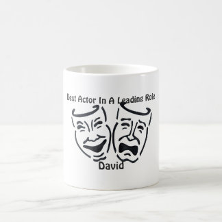 Best Actor/Leading Role: David Coffee Mug