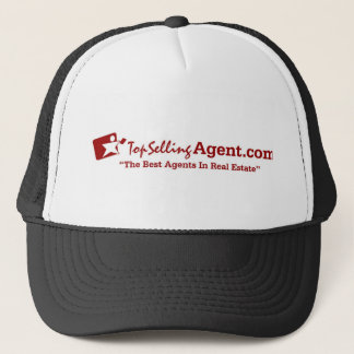 best-agents in real estate trucker hat