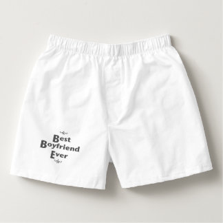 Best boyfriend ever boxers