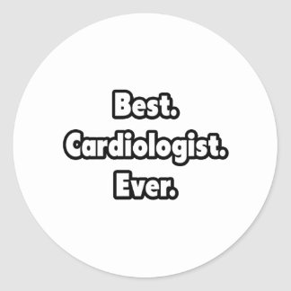 Best. Cardiologist. Ever. Stickers