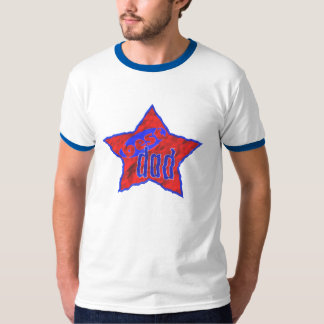 Best Dad Star T-Shirt