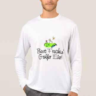 Best Freakin Golfer Ever (1) T-Shirt