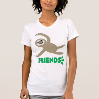 Best Friends Sloth Shirt - FRIENDS