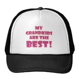 Best Grandkids Cap