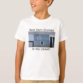 Best Grumpa in the USAAF T-Shirt