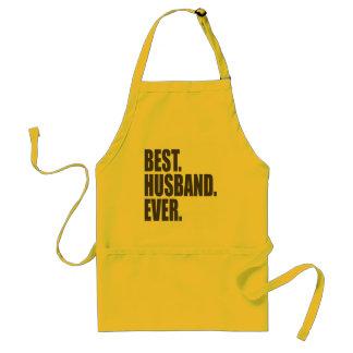 Best. Husband. Ever. Standard Apron