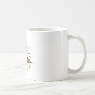 Best Lookin Lawn Basic White Mug