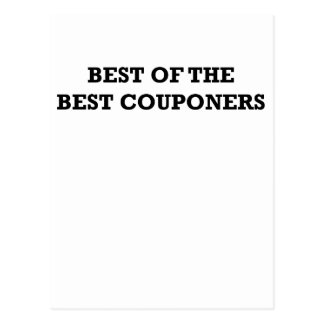 BEST OF THE BEAST COUPONERS.png Postcard