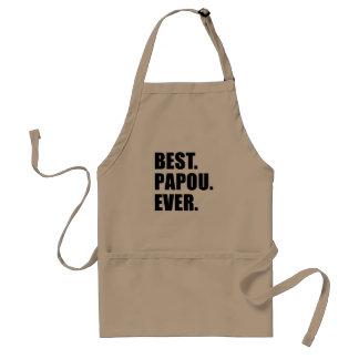 Best Papou Ever Apron