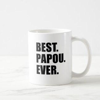 Best Papou Ever Mug