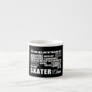 Best Skaters Greatest Skater Espresso Mugs