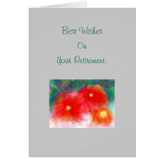Best Wishes>Retirement Cards