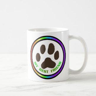 Bestfriend Basic White Mug