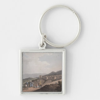 Bethlehem in Palestine, View of the Principal Part Key Ring
