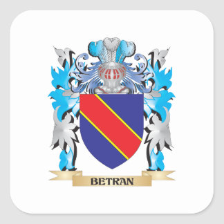 Betran Coat of Arms Stickers