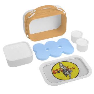 Betty Bombshell Lunch Box