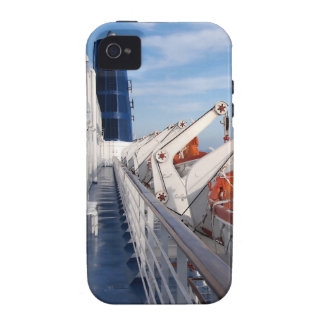 Between sky and sea vibe iPhone 4 cases