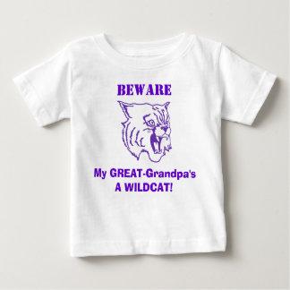 BEWARE GREAT-Grandpa! Child's T-Shirt