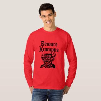 BEWARE KRAMPUS T-Shirt