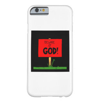 """Beware of GOD"" Device Case"