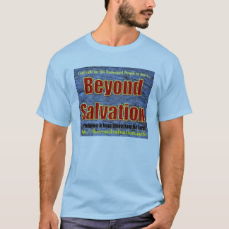 Beyond Salvation Cover Tee