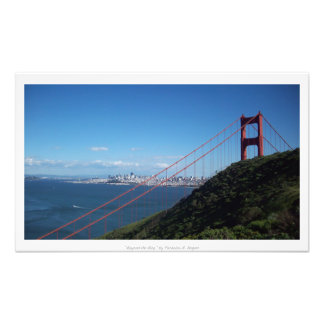 """Beyond the Bay,"" San Francisco Photo Print"