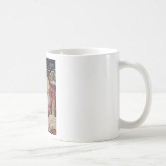 Beyond v01 n05 (1954-03.Galaxy)_Pulp Art Basic White Mug