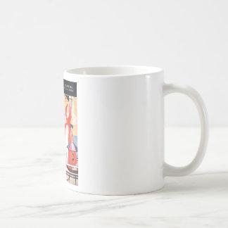 Beyond v02 n01 (1954-07.Galaxy)_Pulp Art Basic White Mug