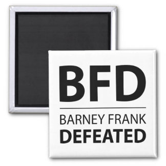 BFD SQUARE MAGNET