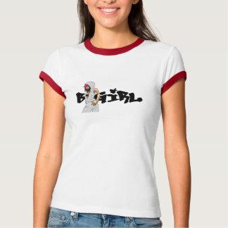 BGirl Breakdance Ringer Shirt