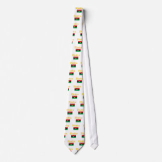 Biafra Flag Tie