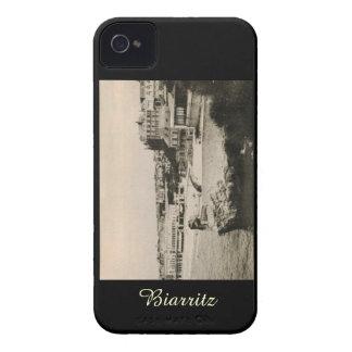 Biarritz - Casino on the beach Case-Mate iPhone 4 Cases