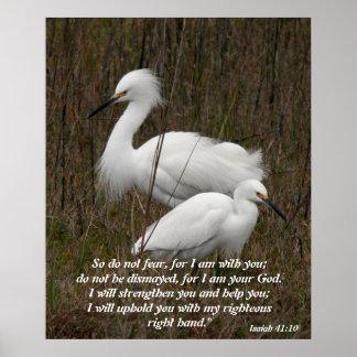 Bible Christian Scripture Inspiration Spirit Truth Poster