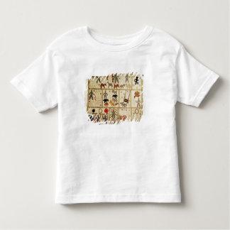 Biblical quilt, Virginia Toddler T-Shirt