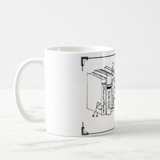 Bibliophiles UNITE! Coffee Mug