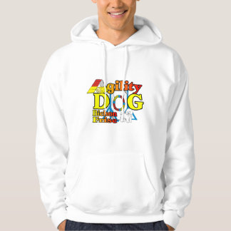 Bichon Frise Agility Gifts Hoodie