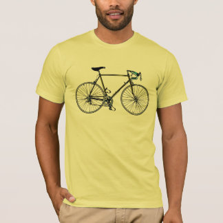 Bicycle Basic American Apparel T-Shirt