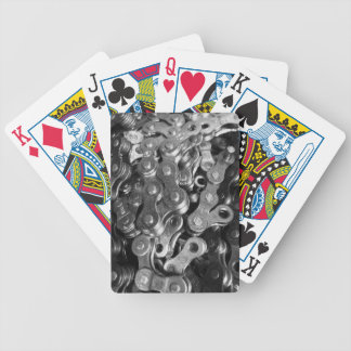Bicycle Chain Links Bicycle Playing Cards