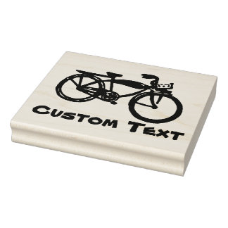 Bicycle custom stamp