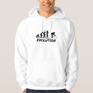 Bicycle Evolution Hoodie