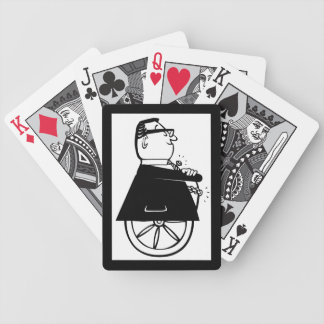 Bicycle Playing Cards, Wealthy Wheel Man Bicycle Playing Cards