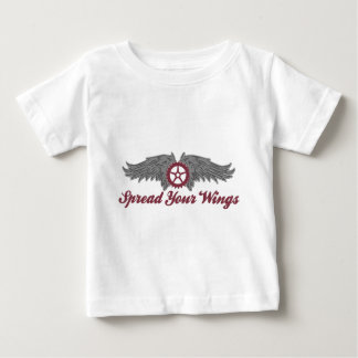 Bicycle Spread Your Wings Ride Baby T-Shirt