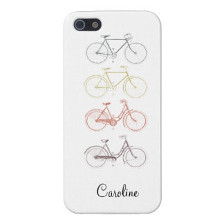 Bicycles Case For The iPhone 5