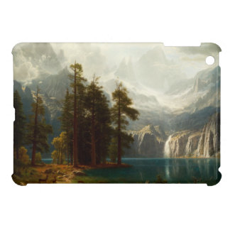 Bierstadt Sierra Nevadas iPad Mini Case