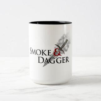 Big 15oz Smoke & Dagger Coffee Mug