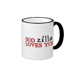 Big Ape Love Ringer Mug